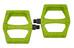 RFR CMPT Flat Pedał zielony